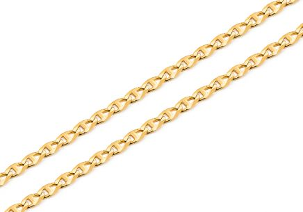 Catenina in oro Marina Gucci 2 mm