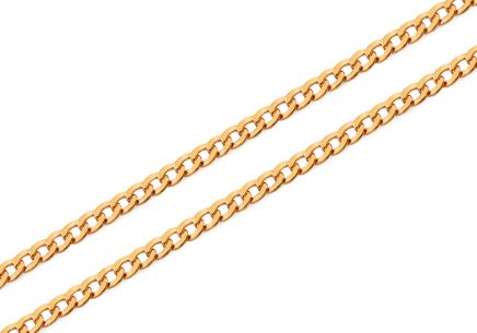 Catenina in oro Blinda 3 mm